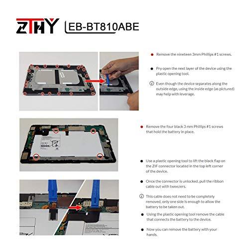 Battery F Samsung SM-T810 Galaxy Tab S2 9.7 WiFi SM-T815N0 SM-T817W LTE-A Tools