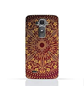 LG G Vista 2 TPU Silicone Case With TPU Silicone Case With Abstract Font Seamless Pattern