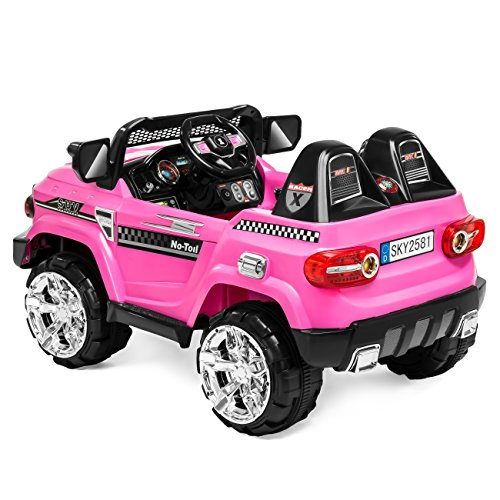 I Am A Rider Lamborghini Mp3 Song Download: Best Choice Products 12V MP3 Kids Ride On Truck Car R/c