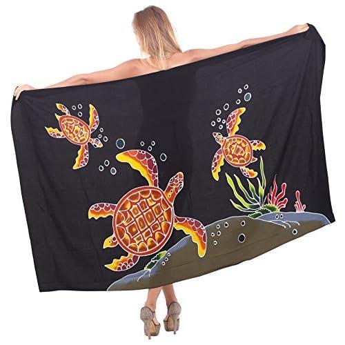 *La Leela* dauphins maillots de bain bikini jupe wrap dress maillot de bain femme couvrir beachwear