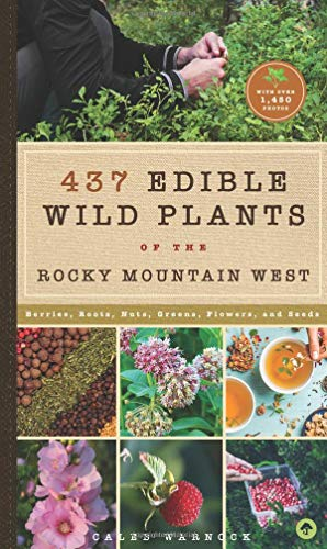 437 Edible Wild Plants of the Rocky Mountain West (Introduction Of Medicinal Plants And Their Uses)