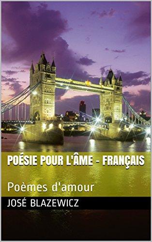 Amazoncom Poésie Pour Lâme Français Poèmes Damour
