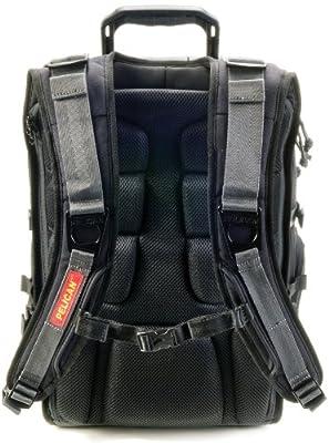 Pelican U100 Elite Backpack With Laptop Storage (Black) from Pelican