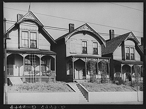 Houses in Omaha, Nebraska -