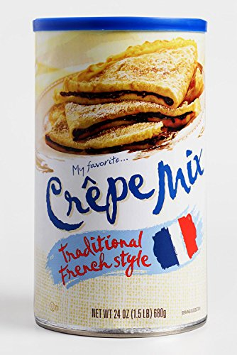 My Favorite Crepe Mix 24 Ounce 24 oz each (1 Item Per Order, not per case)