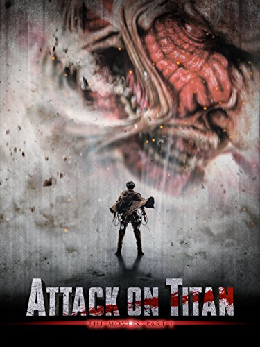 amazon com  attack on titan - live action movie