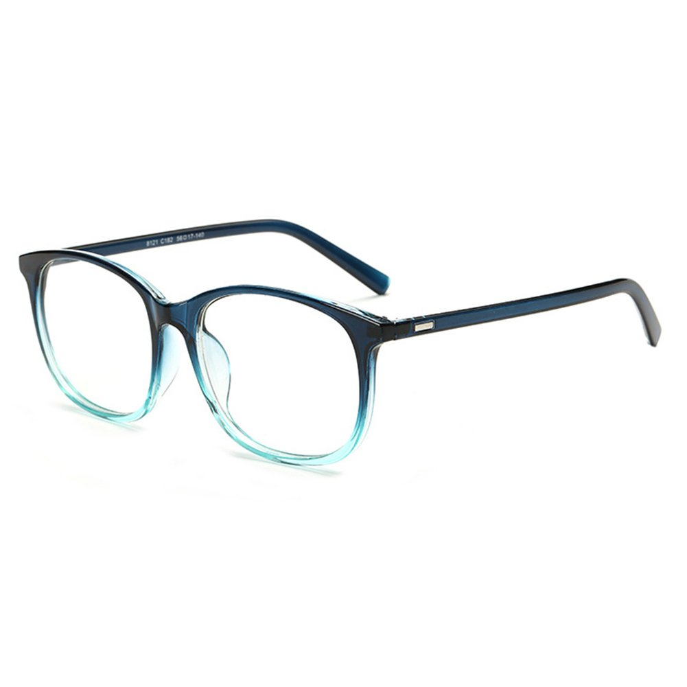 Hibote Männer Frauen Gläser - Klare Linse Brillengestell - Brillen + ...