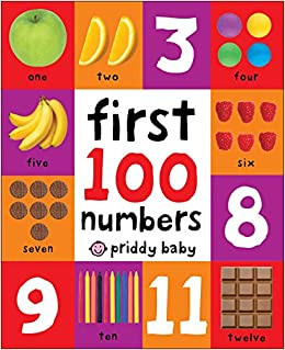 Amazon first 100 numbers 9780312522827 roger priddy books fandeluxe Gallery