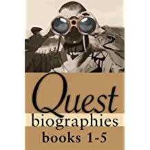 Quest Biographies Bundle — Books 1–5: Emma Albani / Emily Carr / George Grant / Jacques Plante / John Diefenbaker