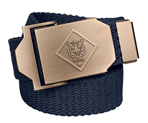 Cub Scout Tiger Web Belt S/M