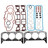 #4: Head Gasket Set ECCPP Automotive Replacement Engine Head Gaskets fit 1996-2006 GM 4.3L Vortec V6 262ci motor 4300 CP