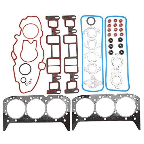 - ECCPP Head Gasket Set for 1996-2006 Chevrolet Express Silverado GMC Sierra 1500 Jimmy Isuzu Oldsmobile Engine Head Gaskets