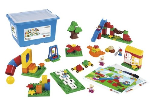 LEGO Education Playground Set for Creative Play and