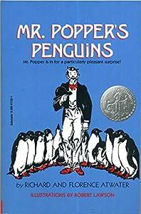 Paperback Mr. Popper's Penguins Book