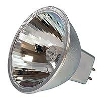 Eiko EKE Bombilla reflectora dicroica halógena, 21V 150W MR16 GX5.3 Base