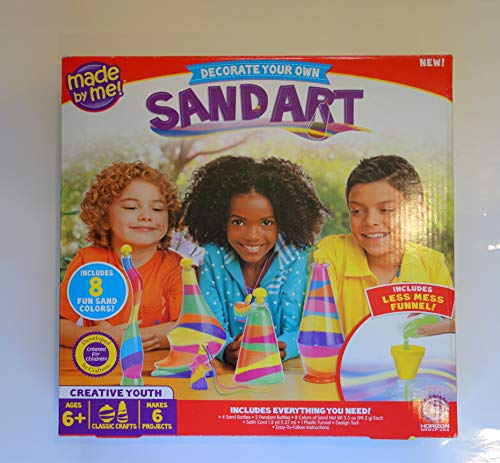 Sand Art Made by Me Kit -