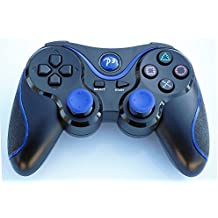 PomeMall Wireless Remote PS3 Controller Gamepad for use with PlayStation 3