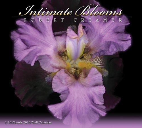 Robert Creamer Intimate Blooms 2010 Linen Wall - 2010 Wall Linen Calendar