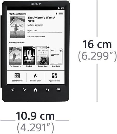 Sony PRS-T3 - E-Reader (15.24 cm (6