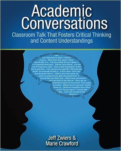 Amazon.com: Academic Conversations: Classroom Talk that Fosters ...
