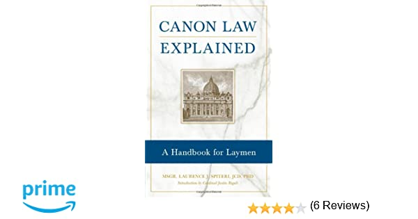 Amazon canon law books fandeluxe Gallery