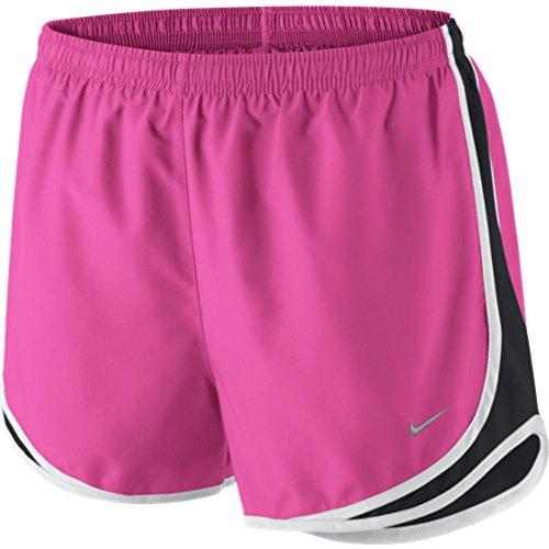 Short Tempo black pink pow NIKE Women's white silver matte RW4qUxg