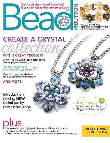 Button Magazine - Bead & Button
