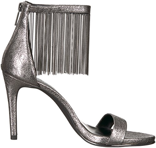 Silber Gunmetal Damen Cole Kenneth Riemchensandalen Bettina wCnxR0XBW5