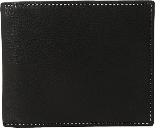 Johnston & Murphy Billfold - Johnston & Murphy Men's Slimfold Wallet Black 1