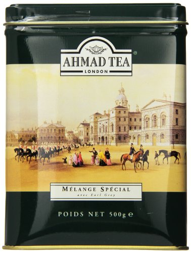 Ahmad Tea Special Blend Loose Tea Caddy, 17.6 Ounce - Loose Tea Caddy