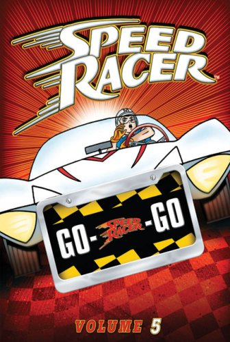 (Speed Racer Volume 5)