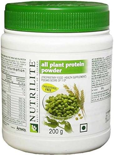Amway 0,2 kg Proteína vegetal vegetal de proteína (200 G, sin ...