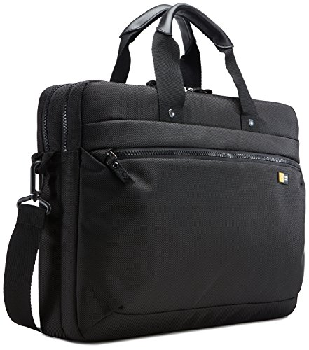 "Case Logic Bryker 15.6"" Laptop Bag Black NO TAX"
