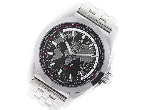 Breitling Galactic swiss-automatic mens Watch WB3510 (Certified Pre-owned) by Breitling