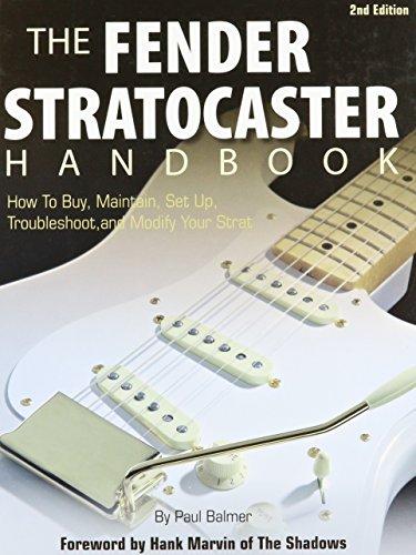 Fender Stratocaster Handbook, Edition 2