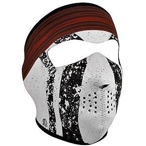 ZANheadgear Neoprene Face Mask, Microfleece Lining