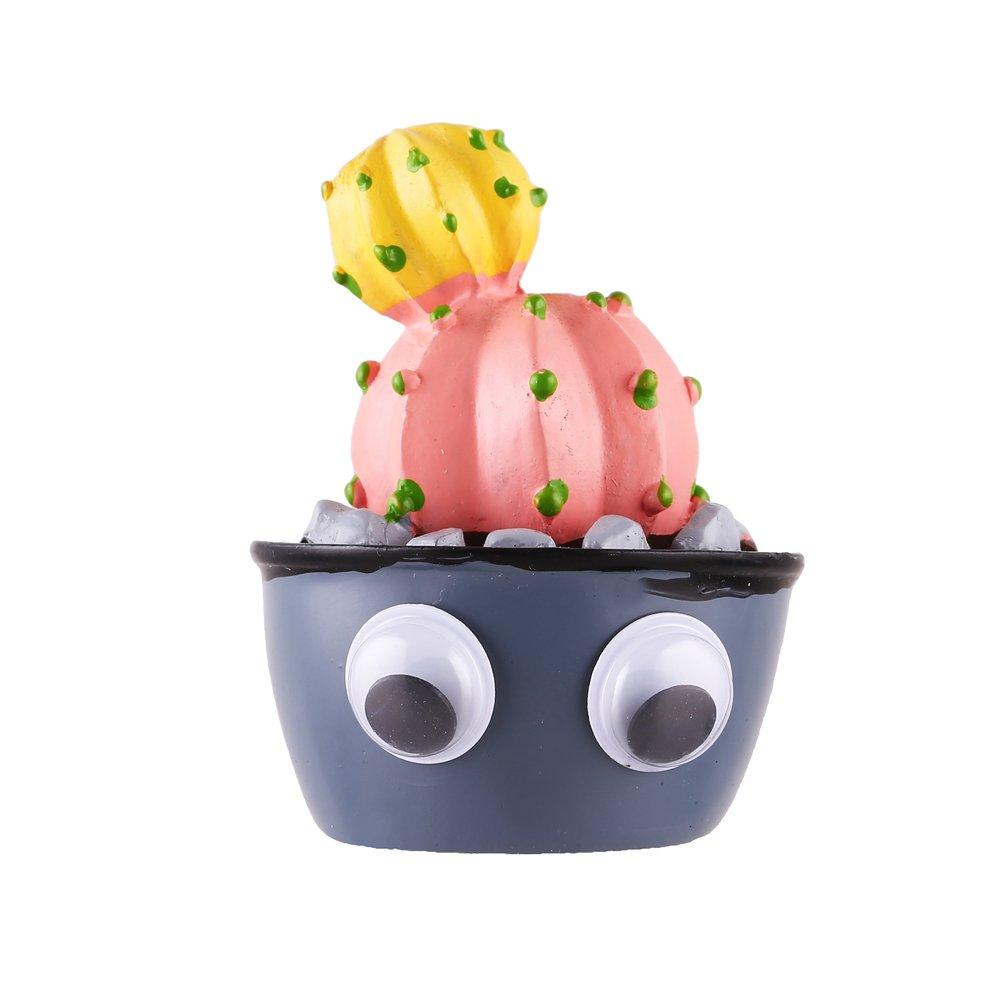 DIYASY 30 Pcs 20mm Googly Wiggle Eyes Self Adhesive Assorted Bulk Stickers for Cratfs