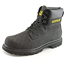 Caterpillar Men's Colorado Canvas Chevron Lace Up Snow Boot