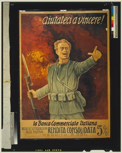 photo-aiutateci-a-vincere-la-banca-commerciale-italiana-world-war-wwi-italian-soldier-size-8