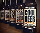img - for Cool Beer Labels: The Best Art & Design from Breweries Around the World book / textbook / text book