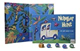 : Number Hunt Eco-Friendly Board Game