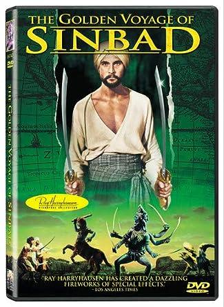 ab040e08162 Amazon.com: The Golden Voyage of Sinbad: Caroline Munro, Tom Baker, John  Phillip Law, Douglas Wilmer, John D. Garfield, Gordon Hessler, Charles H.  Schneer, ...