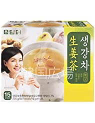 Damuto Ginger Tea Ginger Tea Powder 15gX15 Pieces