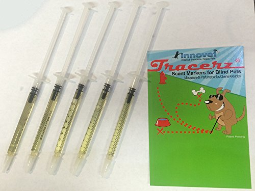 Tracerz for Blind Dogs (5cc of PATH scent oil ONLY)