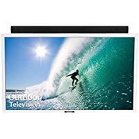 Sunbrite TV SB-5518HD-WH 55 Pro Series Ultra-Bright Direct Sun LED Hd Television, White
