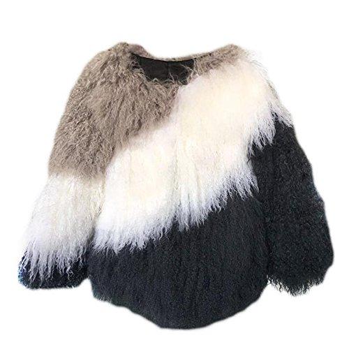 Lamb Fur Coat - 4