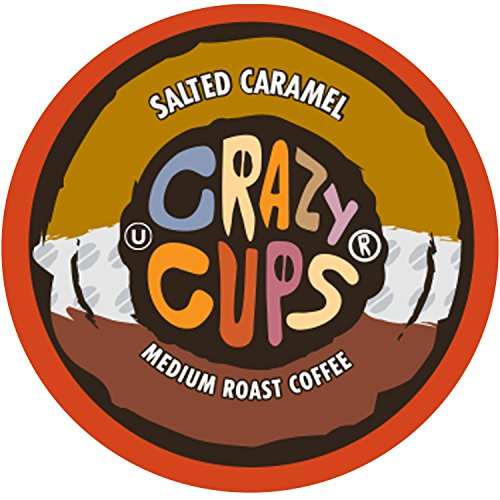 Crazy Cups Flavored Brewers Caramel
