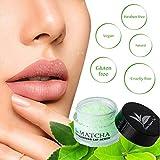 Exfoliating Green Tea Matcha Sugar Lip