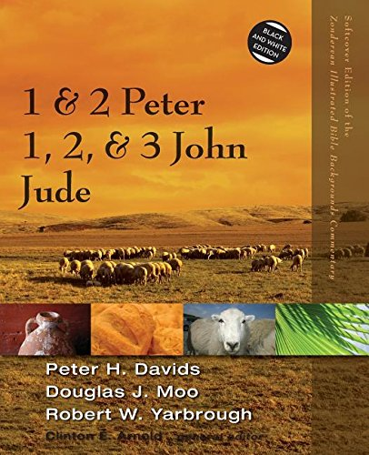 Read Online 1 and 2 Peter, Jude, 1, 2, and 3 John (Zondervan Illustrated Bible Backgrounds Commentary) pdf