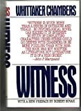 Witness, Whittaker Chambers and John Fox, 0895265710